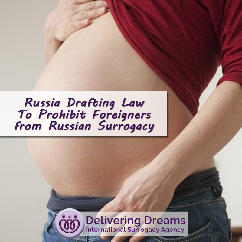 Russia Drafting Law To Prohibit Foreigners from Russian Surrogacy