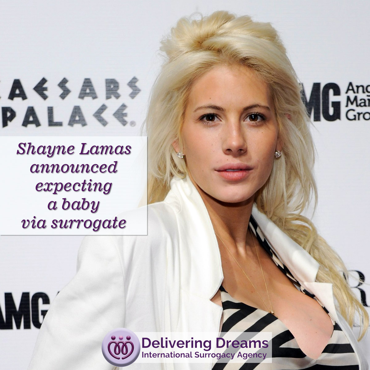 Shayne Lamas Announced Expecting A Baby Via Surrogate