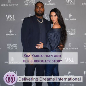 Kim Kardashian and her surrogacy story