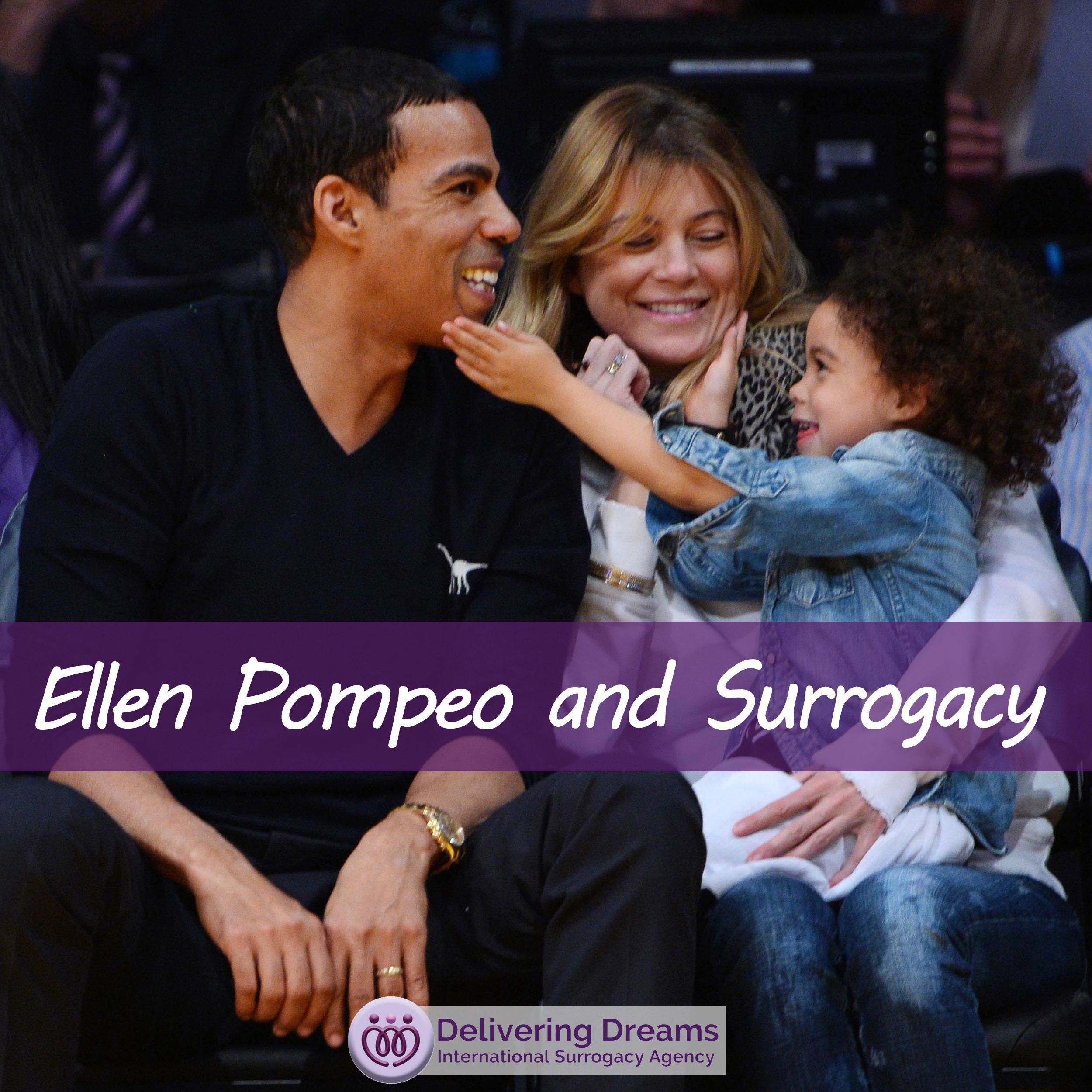 Ellen Kathleen Pompeo And Surrogacy