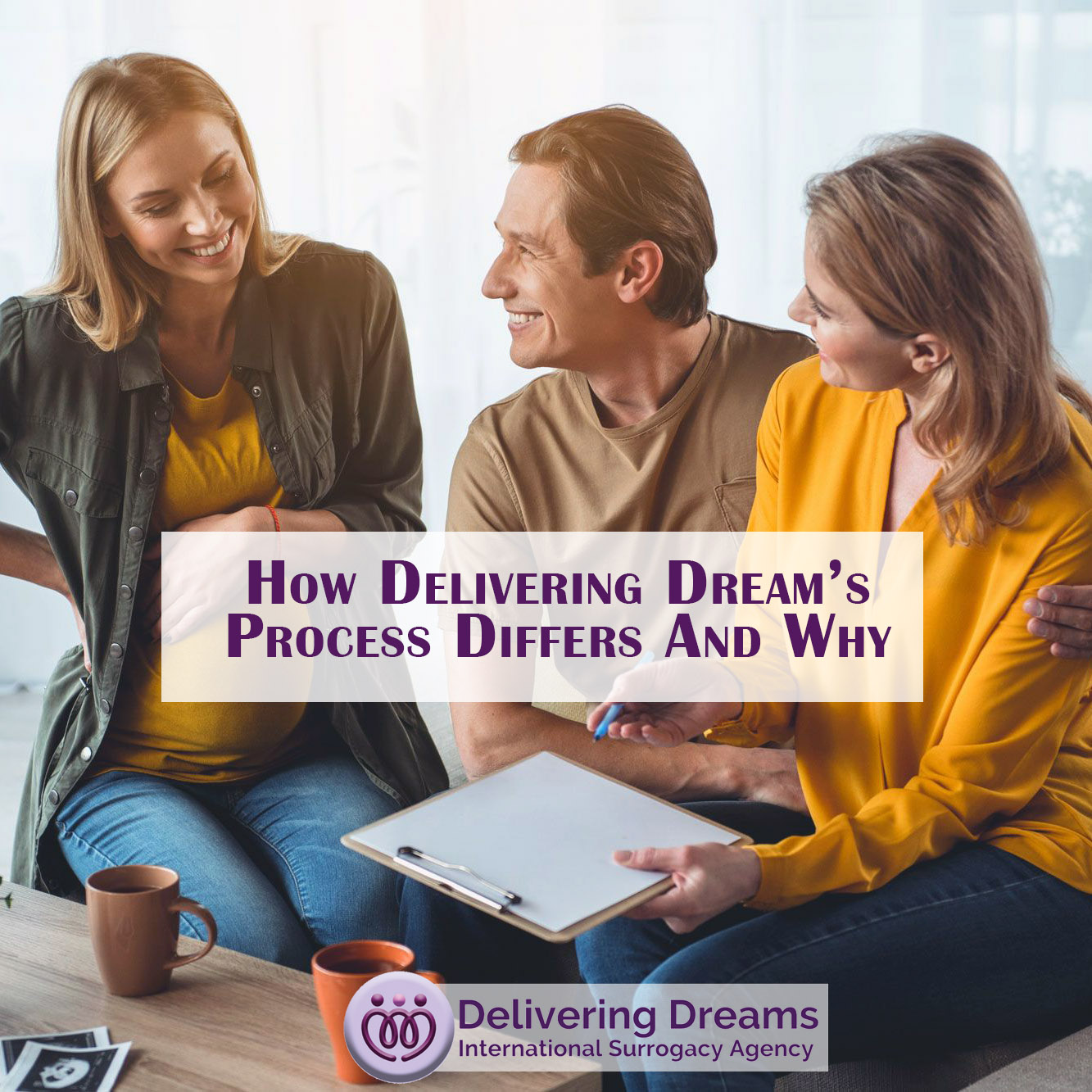 How Delivering Dream's Process Differs And Why