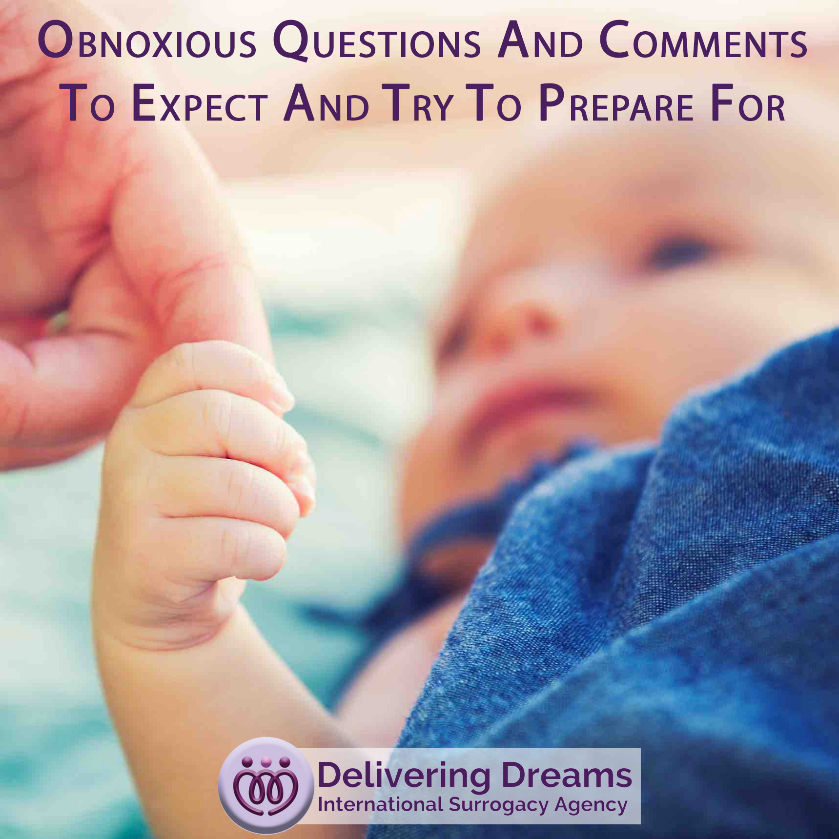 Ukrainian Surrogacy – Obnoxious Questions And Comments To Expect And Try To Prepare For