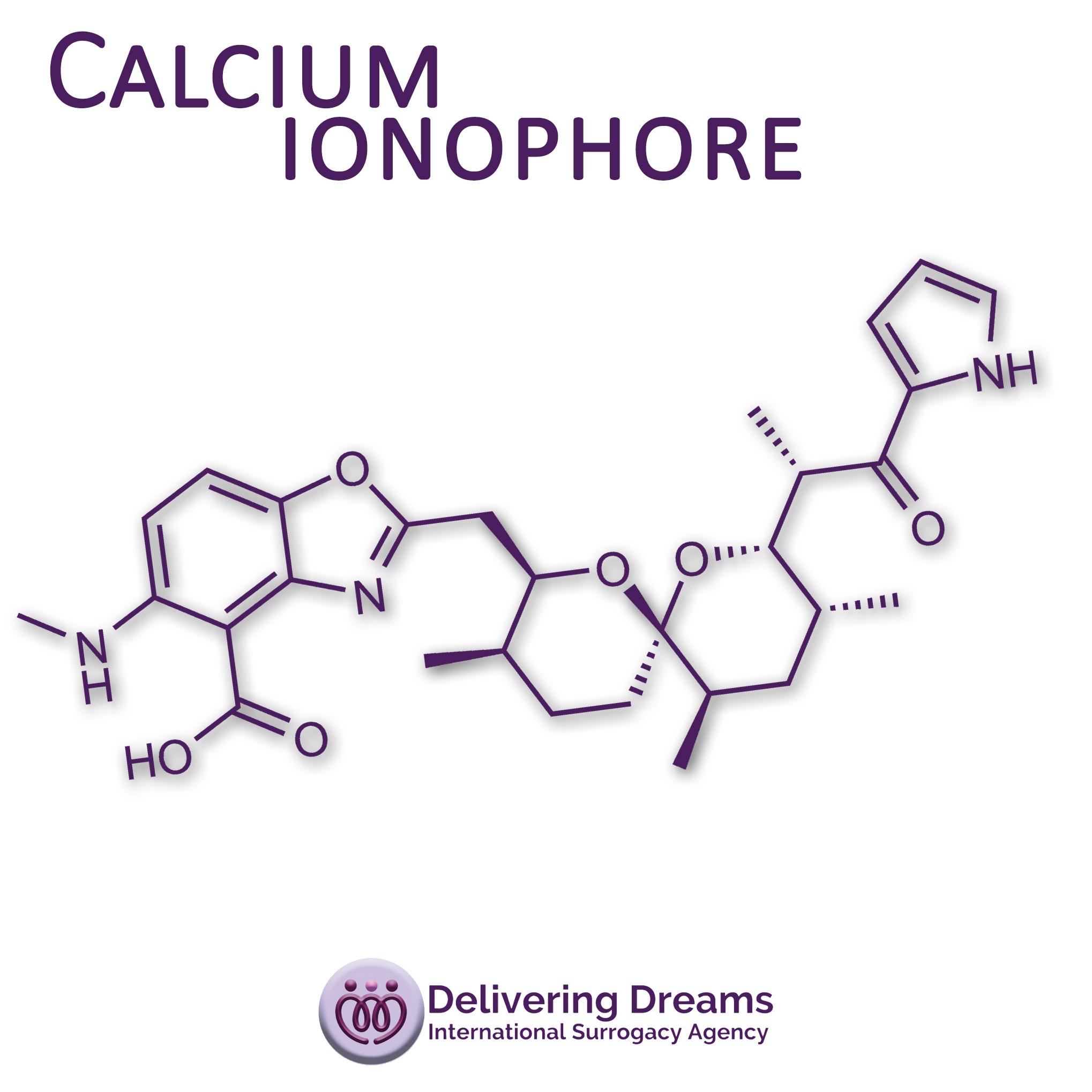 Calcium ionophore