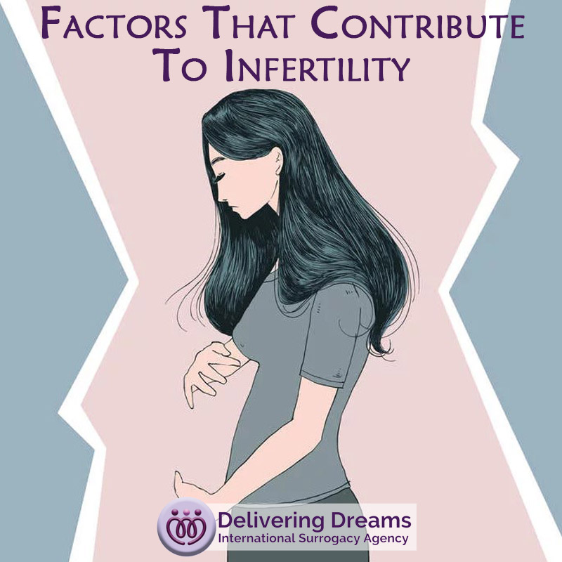 Factors That Contribute To Infertility