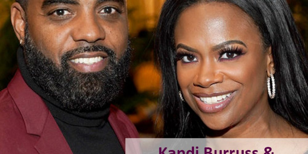 The Real Housewives of Atlanta stars – Kandi Burruss & Todd Tucker