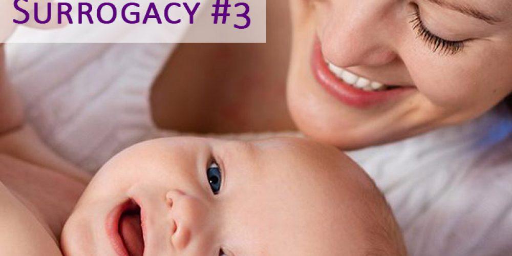 Metric of Success for Ukrainian Surrogacy #3
