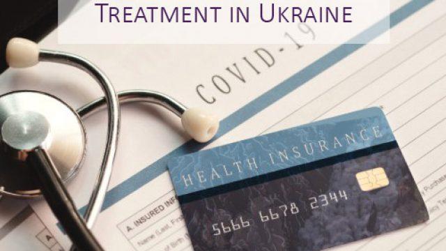 Health Insurance for Covid-19 Treatment in Ukraine