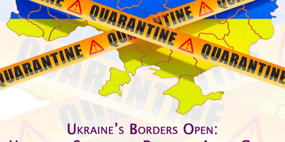 Ukraine's Borders Open: Ukrainian Surrogacy Restarts After Covid