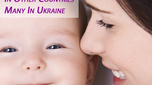 160 Irish Children Born Via Surrogacy In Other Countries – Many In Ukraine