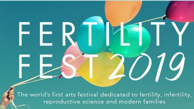 Fertility Fest UK April 23-May 18 Announces 2019 Program