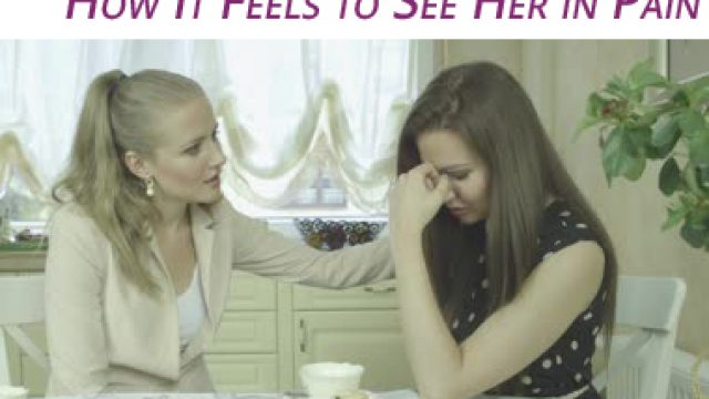 How to Support a Friend Struggling With Infertility. What You SHOULD Do #2 Tell or Show Her How It Feels to See Her in Pain