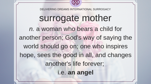 Surrogate mother