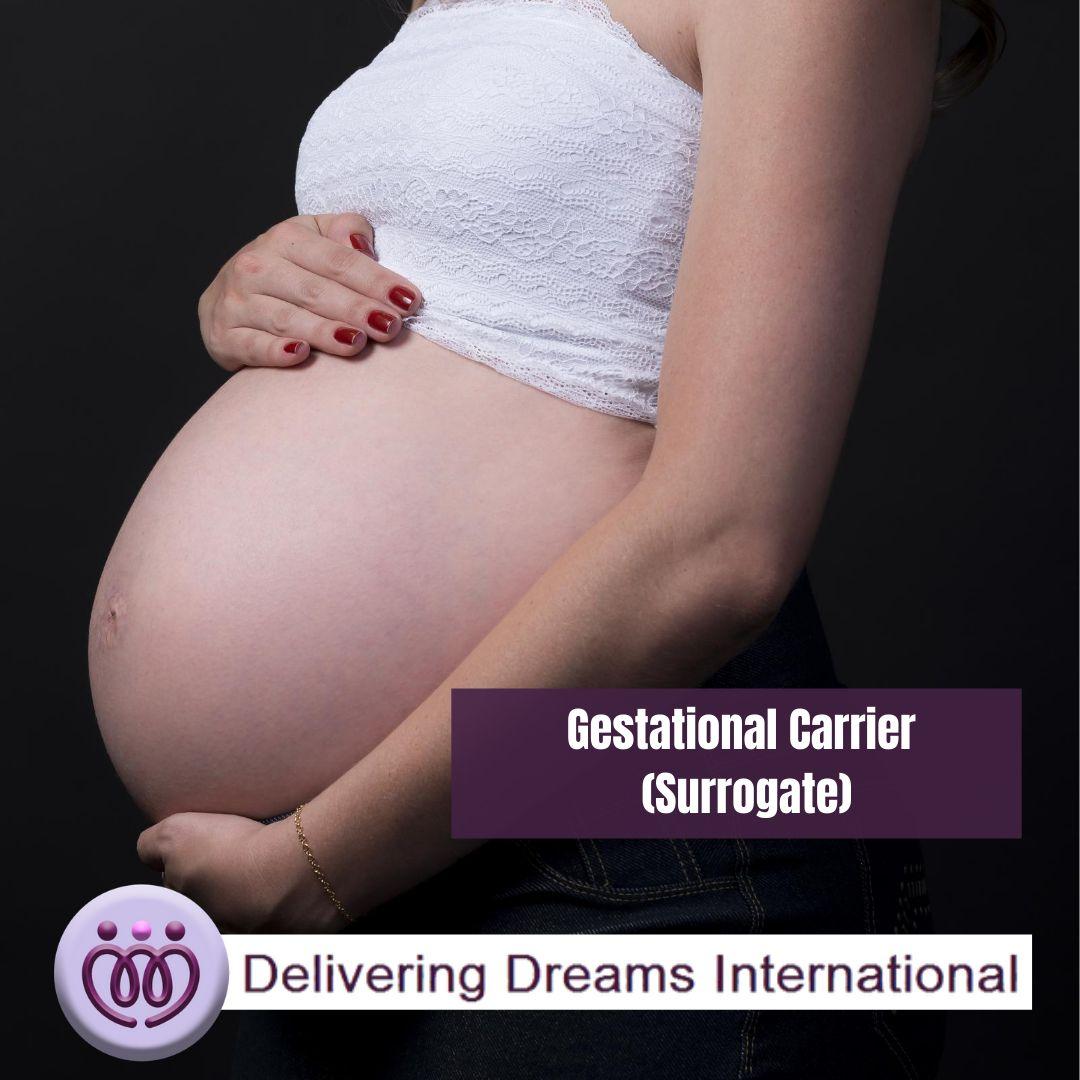 Gestational Carrier (Surrogate)